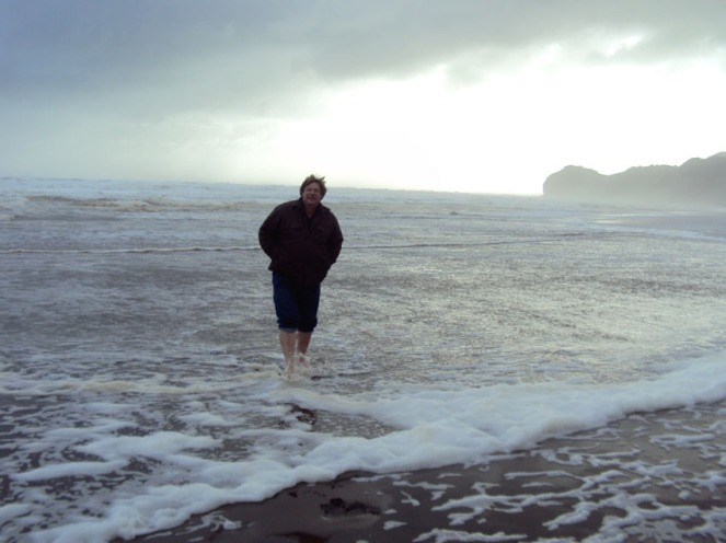 209 Phil at Piha