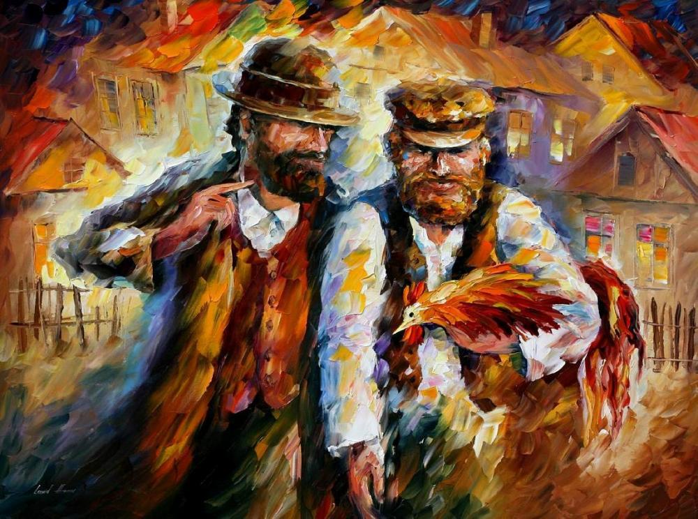 Painting byLeonid Afremov